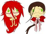 Grell Censors~ by EmiMagick