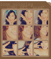 icon lomo snsd by admonGiiz