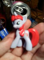 Magnet Bolt Collectable Pony by Ask-KarkatVantus
