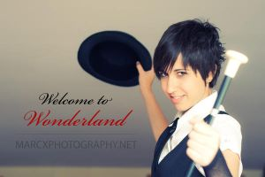 Welcome to Wonderland by djwedo