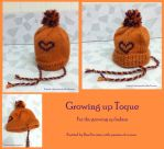 Growing Up Toque by Bee047