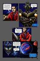 Beast Wars Evolution Page 4 by NSharkeyArt