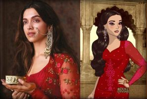 Princess Mastani (design 1) by LadyRaw90