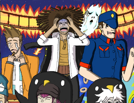 Nicoverse: Cries of Hagakure by AnonEars