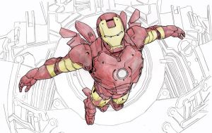 IRONMAN by jasonbaroody