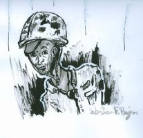 Nam Soldier by anotherrandomaccount