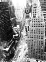 Times Square by emilyyx