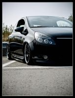 Opel Corsa D Low by Andso