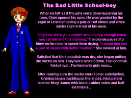 The Bad Little School-boy +019 by SissyDemi