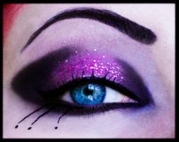 Purple glitter by aurelia87