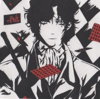 tyki mikk by Madame-Madness