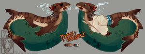 Frigate Chaser Auction- Pirate Treasure [CLOSED] by Smooshkin