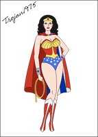 Wonder Woman by Trojan1975