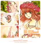 Imagination Princess .:Artbook Preview:. by GYRHS