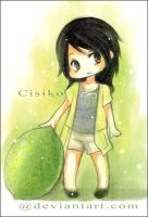 LIMEY ID by Cisiko