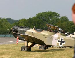 in the park junkers CL1 by Sceptre63