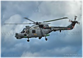 Westland WG-13 Super Lynx Mk6 by substar