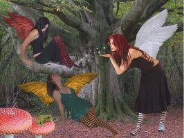 Sisters Of The Forest by Rhiannon104