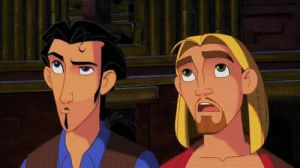 epic Miguel and Tulio by scream1991