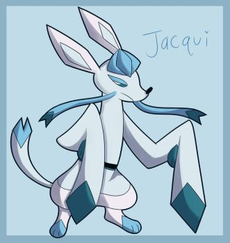 [pokeumans contest entry] jacqui by goodraws