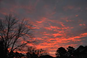 Morning Sky 2-21-12 by Tailgun2009