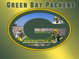 Green Bay Packers Wallpaper by travmanx