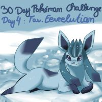 30 Day Pokemon Challenge Day 4 by St3ffimon