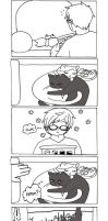Let Sleeping Cats Lie by Hikari-Kaitou