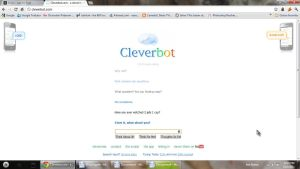 Cleverbot 2 by AneRainey