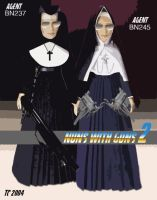 Nuns with Guns 2: Idea pic by Tristikov