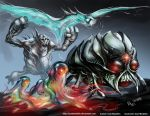 TLIID 312. Grim and gritty Herculoids by AxelMedellin