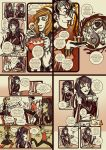 'Cafe Culture' - Cafe Suada Doujinshi by Mimi-Evelyn
