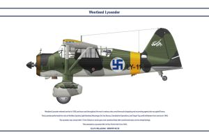 Lysander Finland 1 by WS-Clave