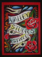 Valley Old School by ChaoticatCreations