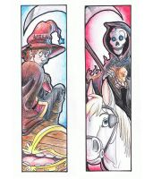 Bookmarks by Not-Quite-Normal