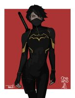 Cassandra Cain 2013 by tsbranch