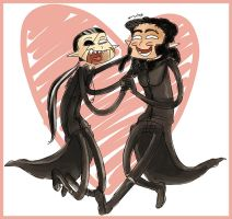 OMG LOL BFF by french-teapot