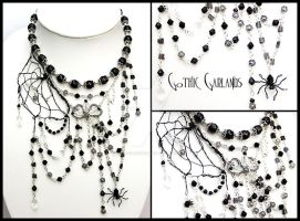 Gothic Garlands by Renilicious