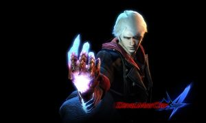 DMC4 Nero Within Darkness by leodheme