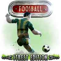 Foosball Street Edition Icon by POOTERMAN by POOTERMAN