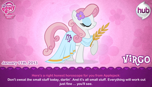 My Ponyscope For The Day... I Needed This by Angelicsweetheart