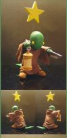 Sculpey - Master Tonberry by capnkupo