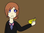 Bananas (Commission) by EdgyPastels