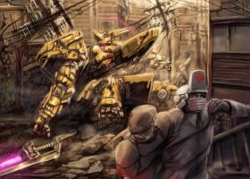 To Fight Again by Tsuranga