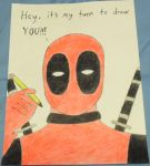 Deadpool Wants To Draw You by Mtndew94