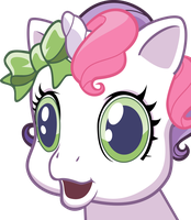 G3.5 Sweetie Belle by Cuber4x4