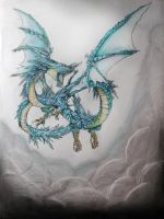 Crystal Dragon by VICTOR2012
