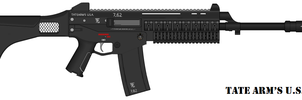 Tate Arm's G-30 by GeneralTate