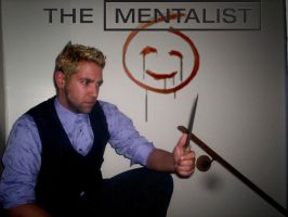 Mentalist Cosplay: Clue 1 by TRALLT