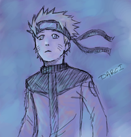 6th Hokage by Darci-San